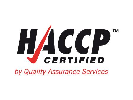 Spolecnost Helan s r.o. aplikuje system kritickych bodu HACCP